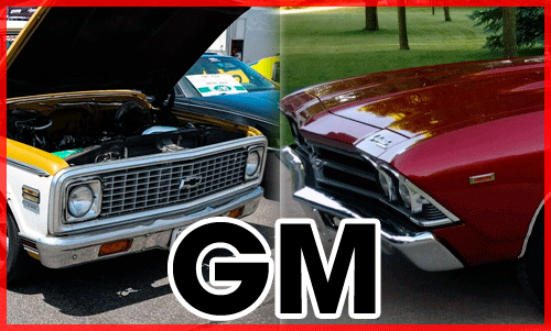 GM Chassis Harnesses