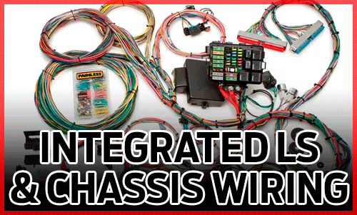 Integrated Chassis Harnesses