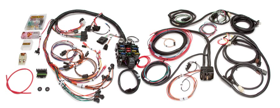 Jeep Wiring Harness - Wiring Diagram M2 on