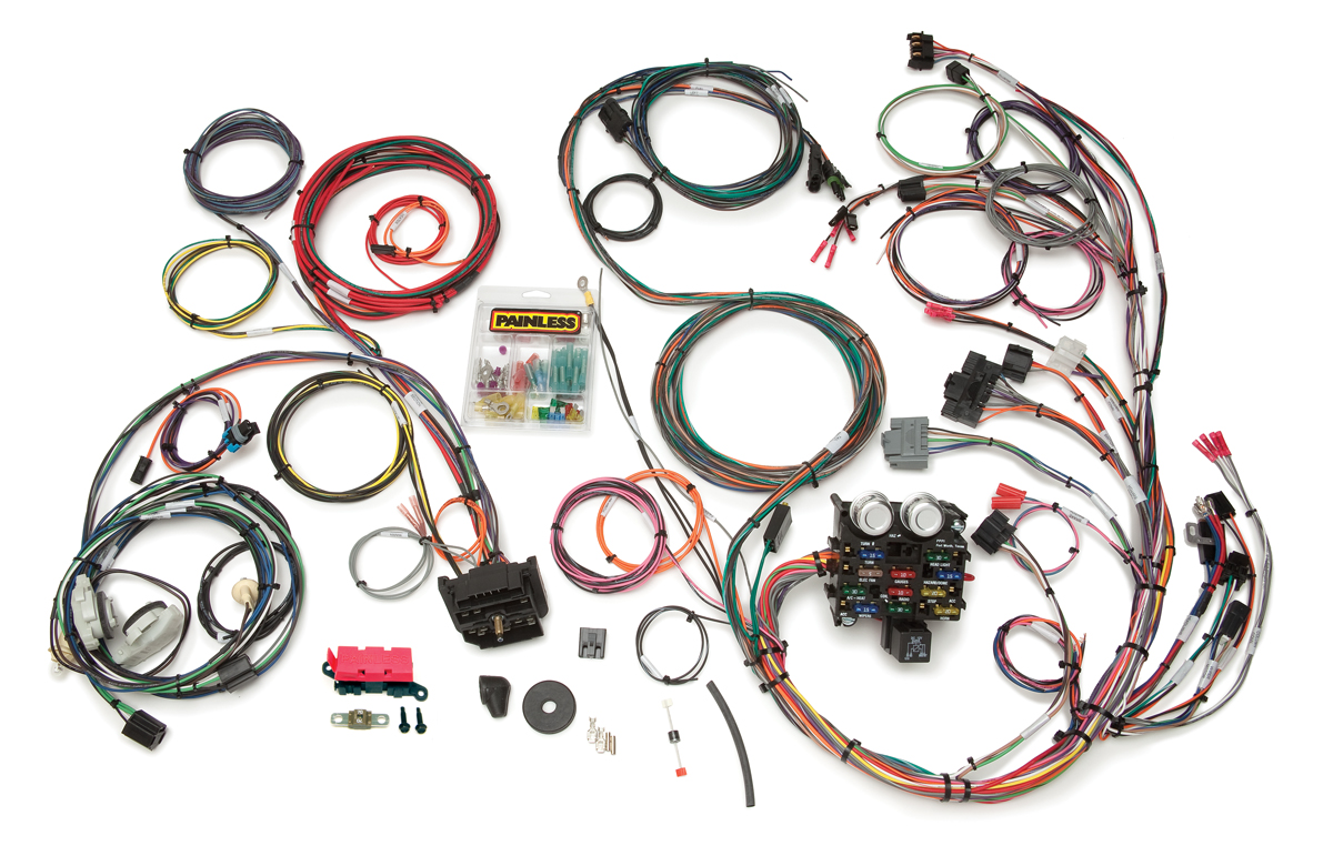 1987 Jeep Wiring Harness