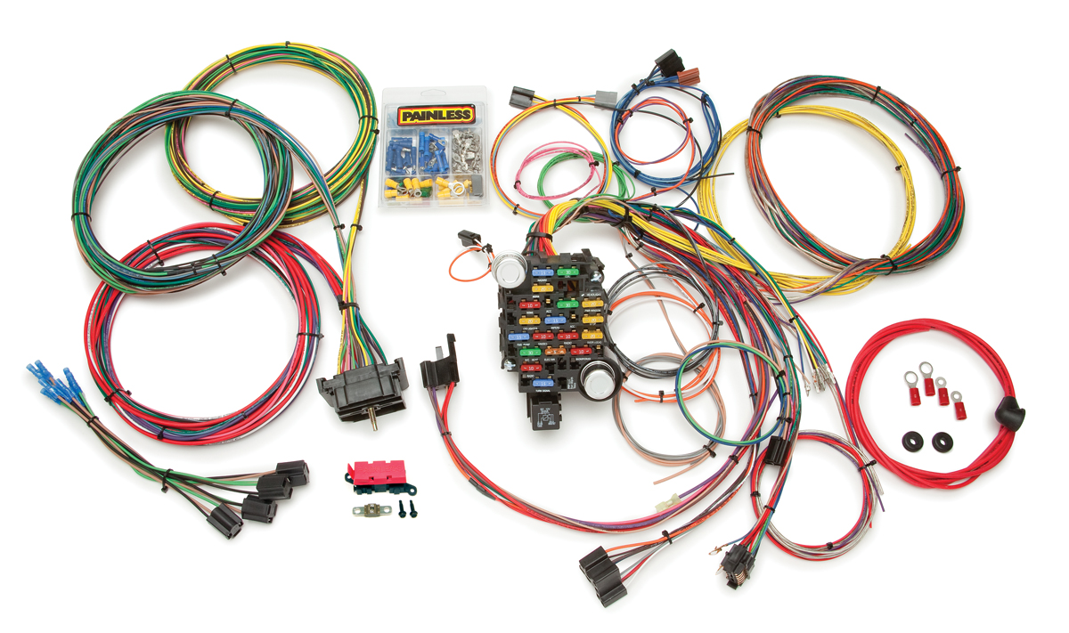 72 chevy pu c10 painless wiring harness diagram wiring 1971 Chevy Wiring Diagram