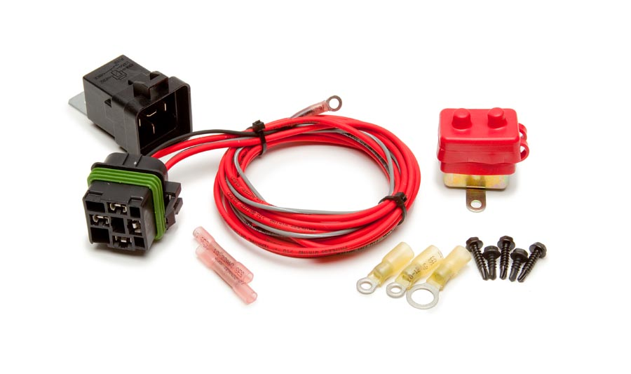 Weatherproof Fan Relay Kit | Painless Performance on