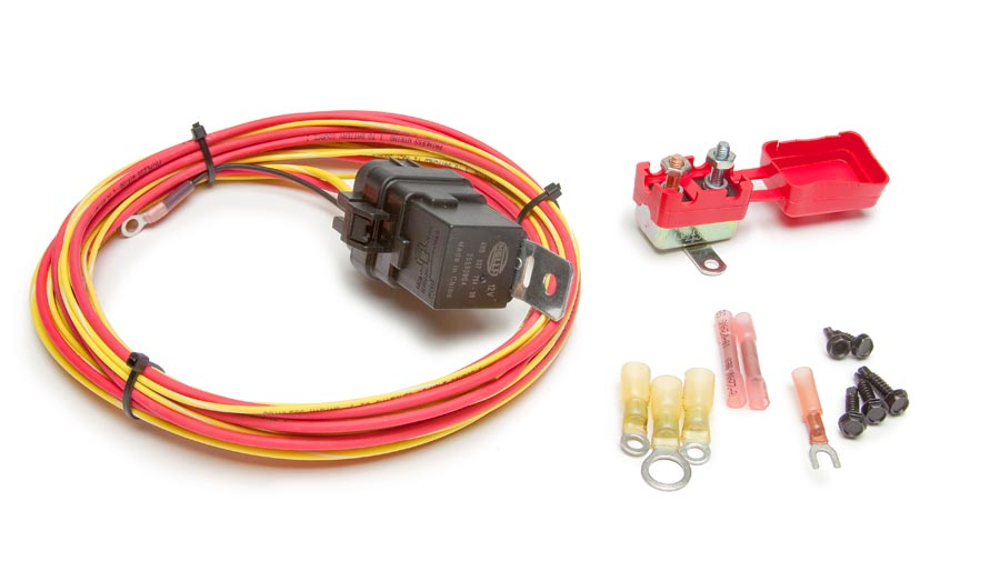 Weatherproof Fuel Pump Relay Kit | Painless Performance on