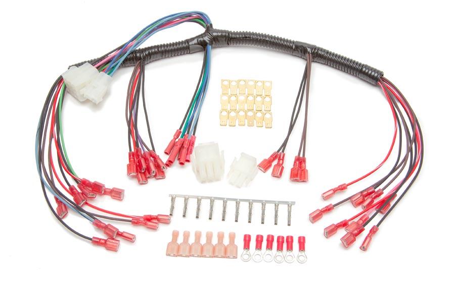 Gauge Wiring Harness Mechanical Speedometer Painless